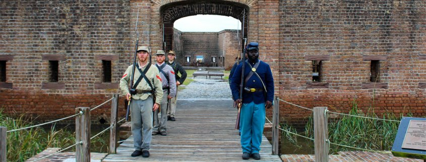 Old Fort Jackson, Savannah