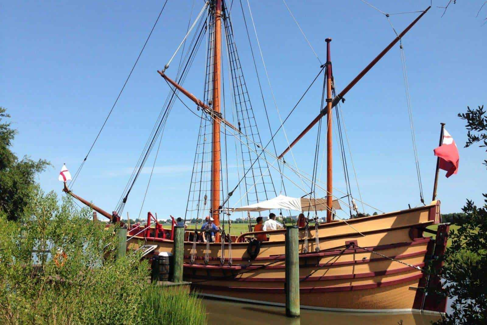 historical things to do in charleston sc
