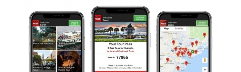 Mobile Pass | Tour Pass