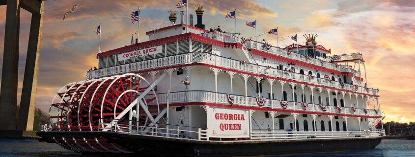savannah riverboat cruise tour