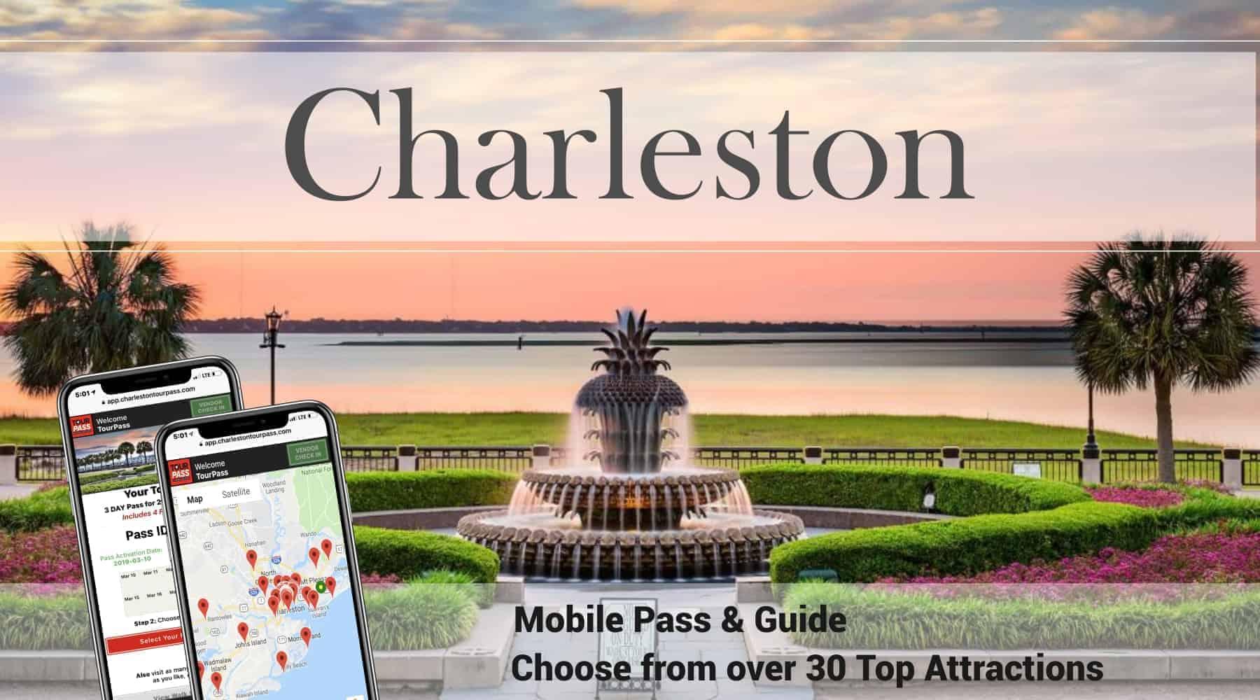 Tour Pass Charleston , South Carolina | Experience More
