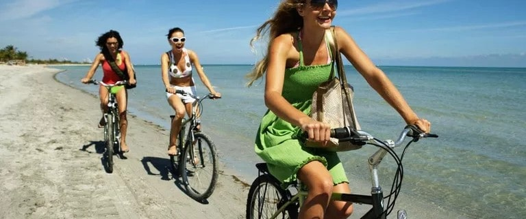 charleston bicycle rental