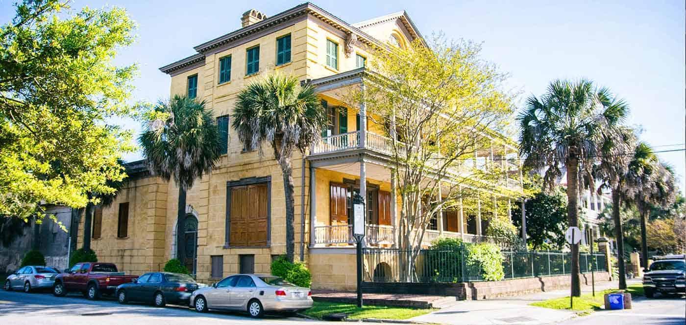Aiken Rhett House Museum, Charleston