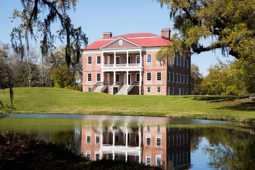 drayton hall plantation included on tour pass