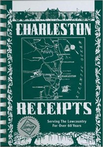 charleston receipts cookbook gift