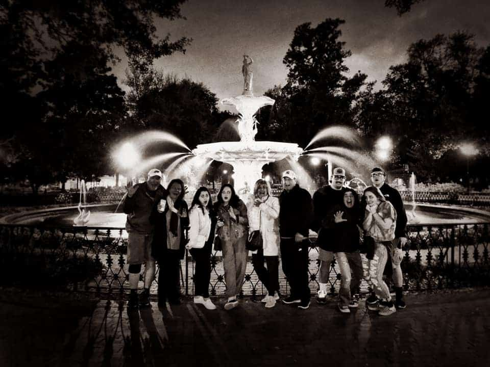 savannah haunted ghost walking tour