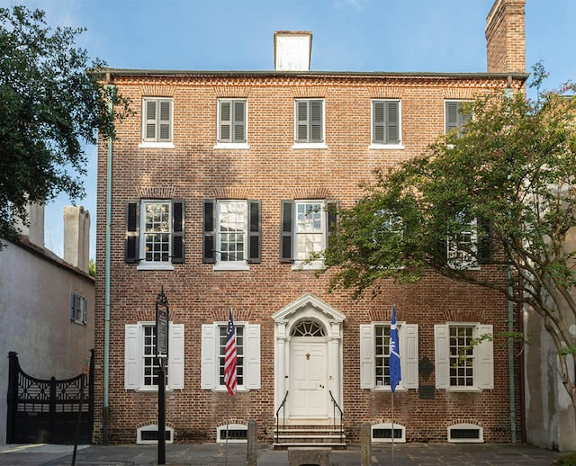 Heyward Washington House - Charleston SC