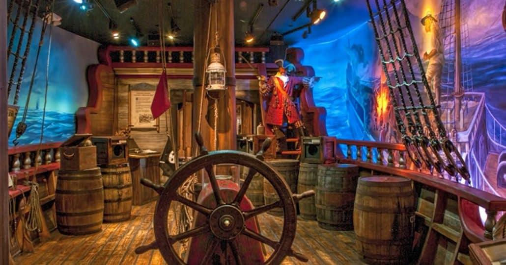 pirate treasure museum - tourpass