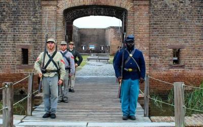 Old Fort Jackson, Savannah