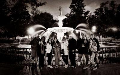 savannah haunted ghost walking tour