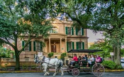 savannah carriage tours