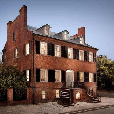 davenport house museum, savannah