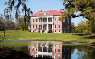 drayton hall plantation included on tour pass