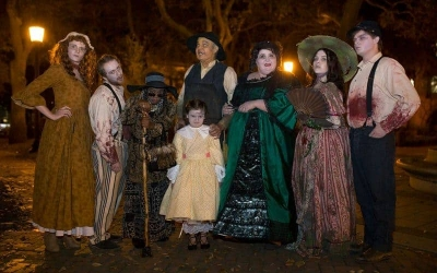 savannah grave encounters trolley tour