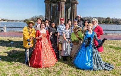 Savannah historic overview trolley tour