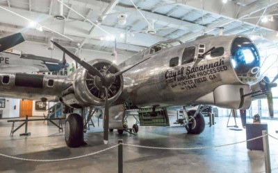 Mighty Eighth Air Force Museum Tour