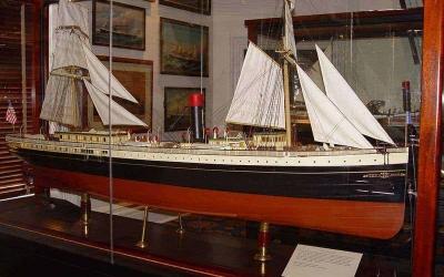ships of sea maritime museum, savannah