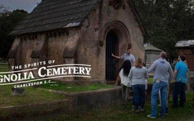 spirits of magnolia cemetery tour